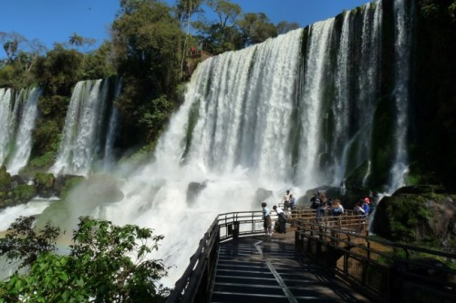 PRO-01 - EIN MOMENT IN PARADISE - ARGENTINE FALLS