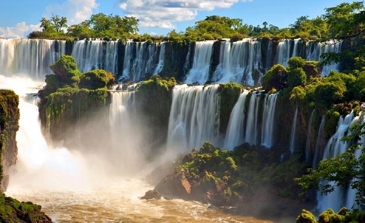 EXC – 01- IGUAZÚ FALLS (ARGENTINEAN SIDE) - Iemanja