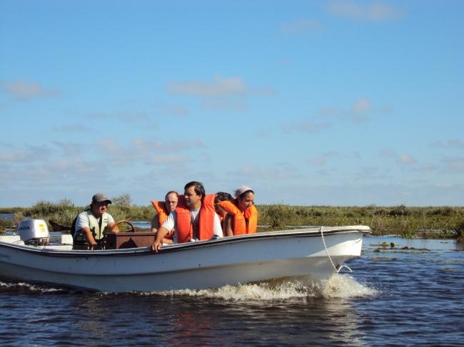PRO-08-IBERA AND IGUAZU FALLS - Ibera Marshes / Iguazú / Jesuit Missions / Posadas / San Ignacio / Wanda / Foz do Iguacu /  - Iemanja