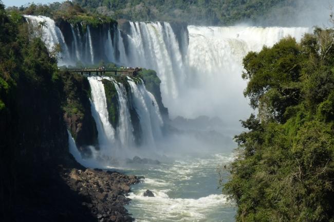 EXC-03-IGUAZU FALLS (BRAZILIAN SIDE) - Iemanja