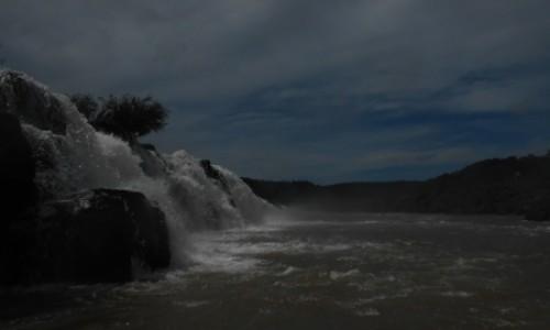 Iguazú and Moconá Falls