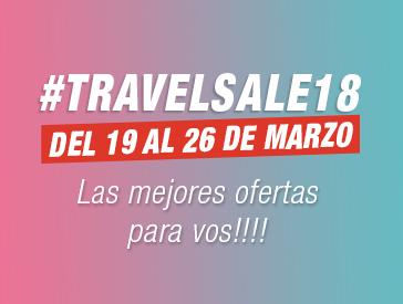 TRAVEL SALE 2018