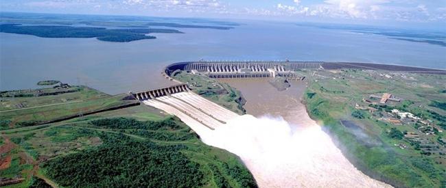 PRO-05-CATARATAS DEL IGUAZÚ, ITAIPÚ Y SAN IGNACIO - Iguazú / Misiones Jesuiticas / San Ignacio / Foz do Iguacu /  - Iemanja