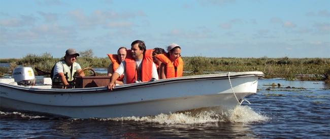 PRO-08-ESTEROS DEL IBERA Y CATARATAS DEL IGUAZU  - Esteros del Iberá / Iguazú / Misiones Jesuiticas / San Ignacio / Wanda / Foz do Iguacu /  - Iemanja