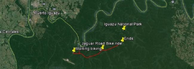 Camino del Yaguareté - Iguazú /  - Iemanja
