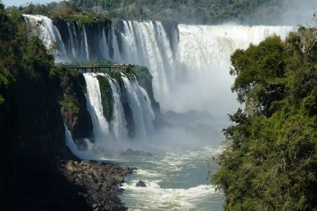 EXC-03- Cataratas Brasileñas - Iguazú /  - Iemanja