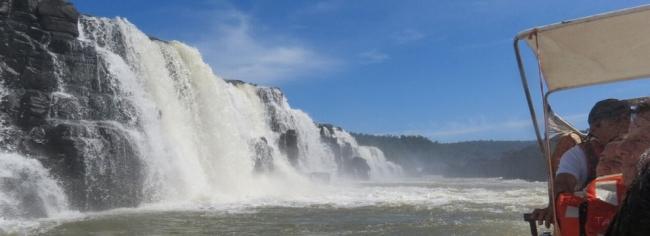 PRO-06 - MOCONÁ - Iguazú / Posadas / Saltos del Moconá /  - Iemanja