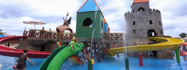 Itaipuland Hot Park, Resort & Spa Termal - Iguazú /  - Iemanja