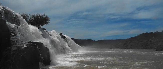 Aventura en Moconá - Iguazú / Saltos del Moconá /  - Iemanja
