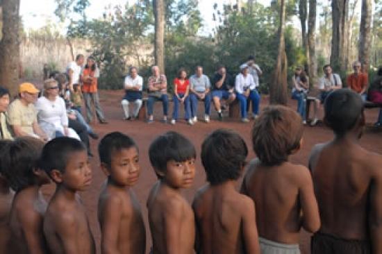 Pueblos Originarios en Iguazu -  - Iemanja