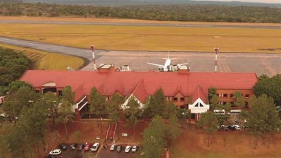 Aeropuertos de Iguazú en obras -  /  - Iemanja