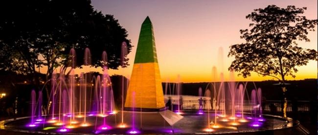 Hito de las Tres Fronteras - Brasil -  - Iemanja