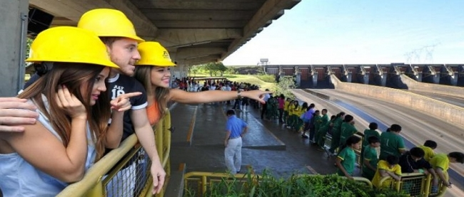 Salto Monday, Represa y Refugio Tatí Yupí - Puerto Franco /  - Iemanja