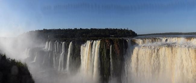 POR SIEMPRE CATARATAS - Iguaz� /  - Iemanja