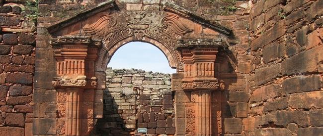 Ruinas Jesuíticas de San Ignacio - Iemanja