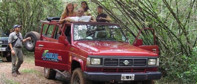 Safari Explorador Intrépido (ex Safari a la Cascada) - Iemanja
