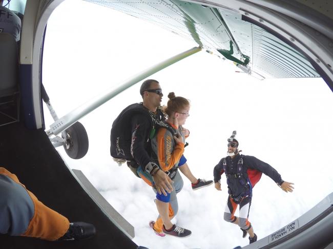 Salto en paracaídas: ¡adrenalina y libertad puras! - Iguazú /  - Iemanja