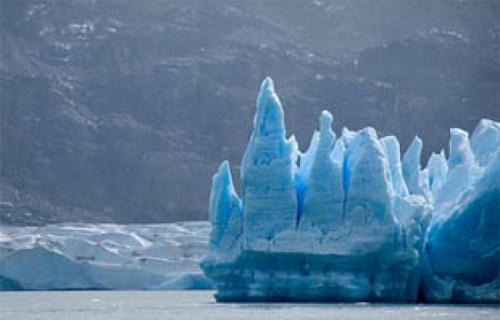 Glaciares Upsala y Onelli