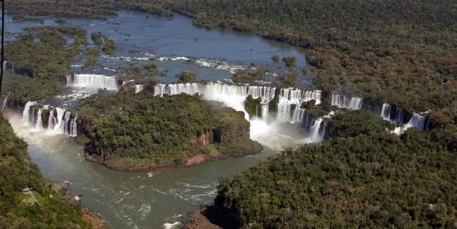 PRO-02-CHUTES ARGENTINES ET BRÉSILIENNES - Iguazú / Foz do Iguacu /  - Iemanja