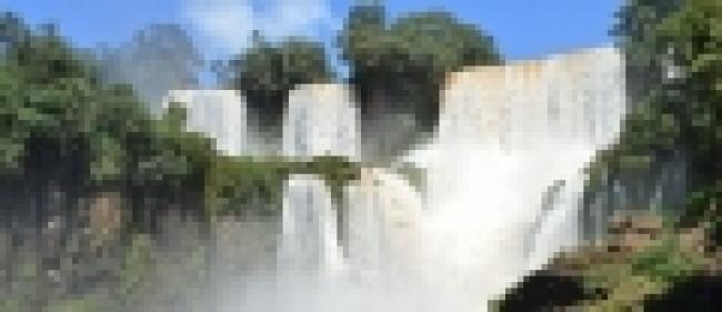 PRO-08–ESTUAIRES DE L'IBERA ET CHUTES D'IGUAZU - ESTEROS DE L'IBERA / Iguazú / MISSIONS JÉSUITES / San Ignacio / Wanda / Foz do Iguacu /  - Iemanja