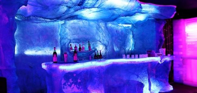 Ice Bar ( Bar de Glace)