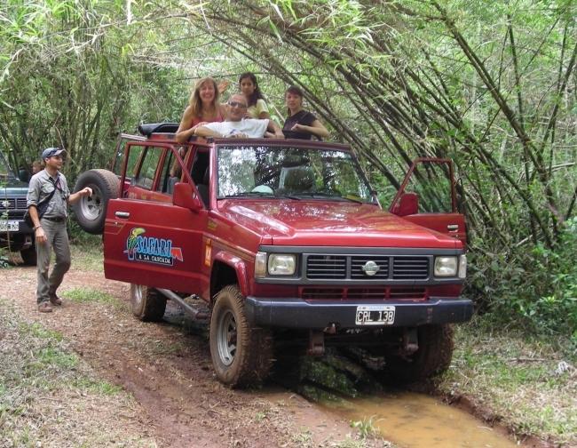 Safari a la Cascade