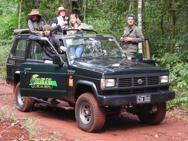 Safari Chemin des Pioniers