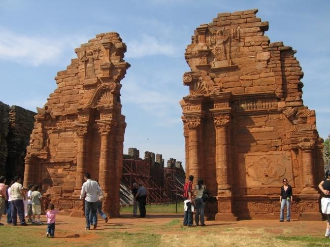 Ruines Jésuite de San Ignacio