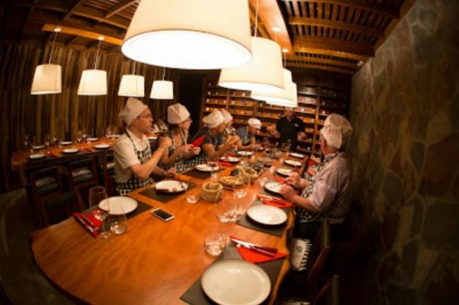 The Argentine Experience - Jantar e cultura argentina