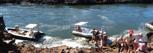 Aventura em Moconá - Iguazu / Saltos del Moconá /  - Iemanja