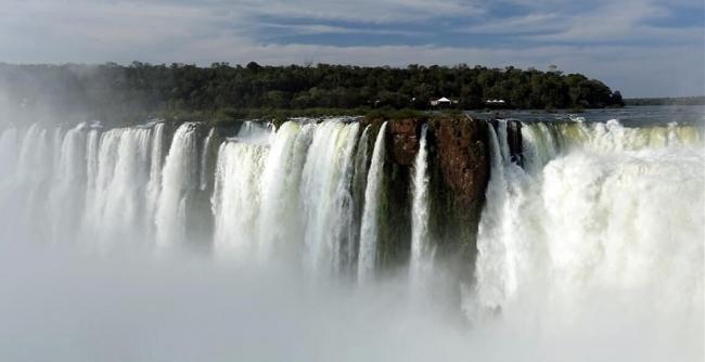 Descobrindo as magicas Cataratas - Iguazu / Foz do Iguacu /  - Iemanja