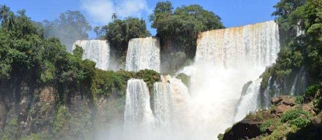 PRO-01-UM MOMENTO NO PARAÍSO: CATARATAS ARGENTINAS - Iguazu /  - Iemanja